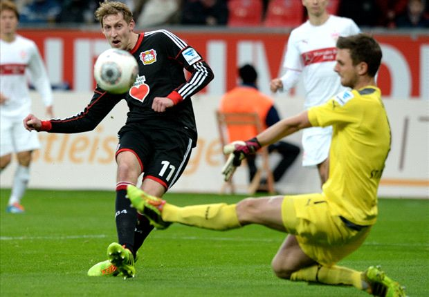 Hyypia hails Leverkusen fight after sluggish start against Stuttgart