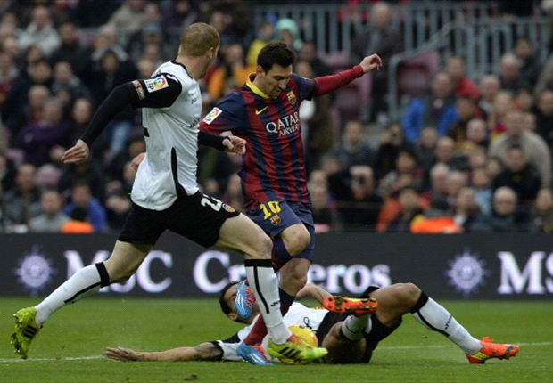 Messi: Valencia defeat a bad day for Barcelona