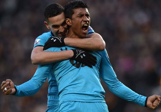 Hull City 1-1 Tottenham: Paulinho earns point for Spurs