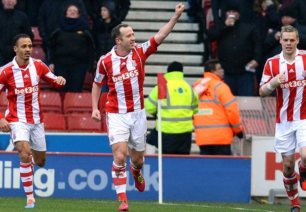 Stoke 2-1 Manchester United: Visitors slump to sixth defeat in eight games