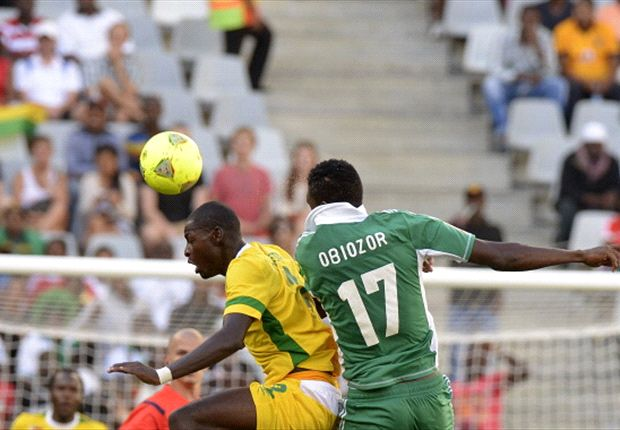 Zimbabwe 0-1 Nigeria: Christian Obiozor's header seals bronze for Eagles