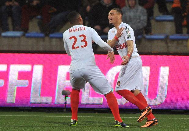 Lorient 2-2 Monaco: Kurzawa spares Ranieri's blushes