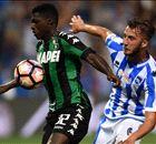 Ufficiale - Sassuolo-Pescara, da 2-1 a 0-3