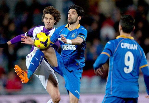 Getafe 0-0 Valladolid: Los pucelanos dejan ir dos puntos