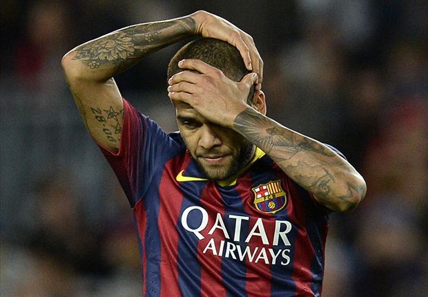 Dani Alves: Xavi leave Barcelona? It can't be true