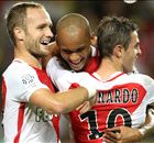 PSG's winning start ended by Monaco