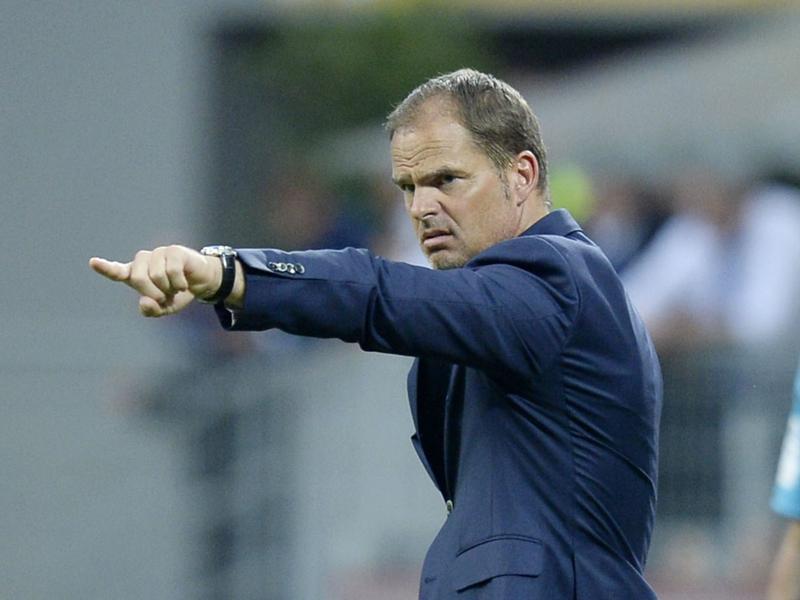 De Boer, un duro per resettare l'Inter: Giovani? A 19 anni, a 23 non lo sei più...