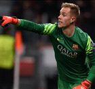 Ter Stegen breaks Liga passing record