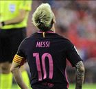 Barcelona reveals Messi hamstring injury