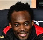 "Essien: ""Stupid"" racists make me sad"