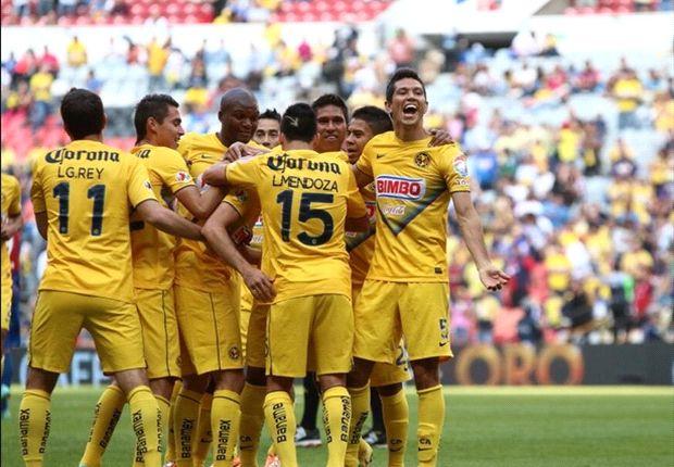 Liga Bancomer Mx: América 1-0 Atlante | Pican águilas al potro