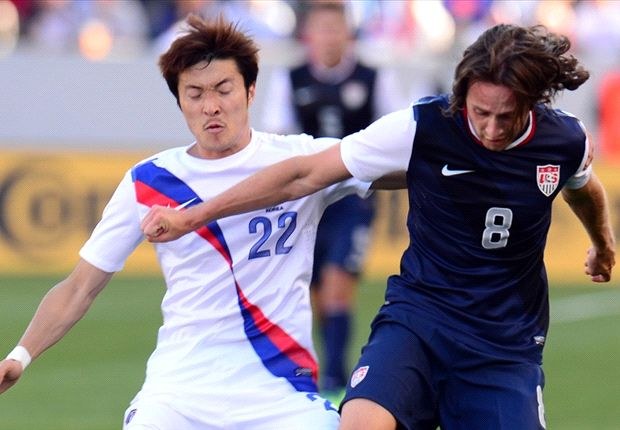 USA 2-0 South Korea: Wondolowski double gives Yanks friendly win