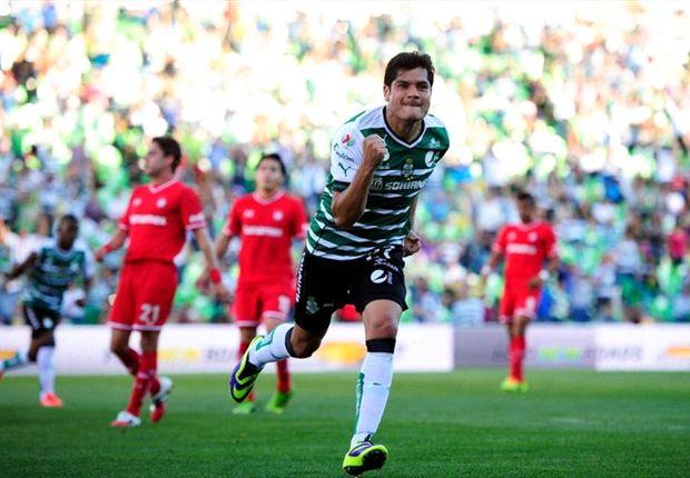 CONCACAF Player of the Week: Javier Orozco