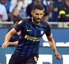 Candreva all'Inter: