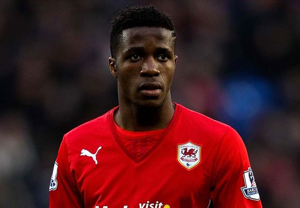 Wilfried Zaha Berharap Jadi Favorit Fans Cardiff City