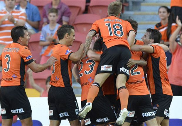 Brisbane Roar snatch late win over Central Coast Mariners
