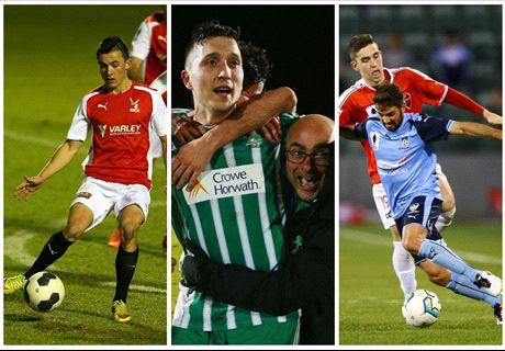 FFA Cup: Edgeworth host Wanderers, Gully set for derby