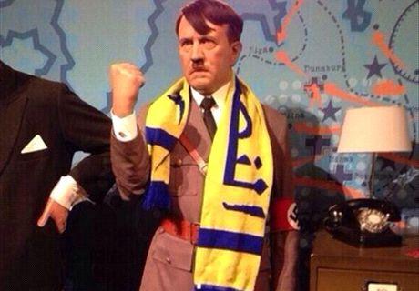 Adolfo Hitler y el futbol
