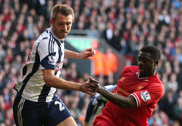Rodgers defends Toure after West Brom error