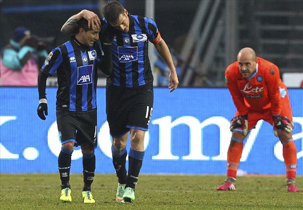 Reina: I'm responsible for Atalanta defeat