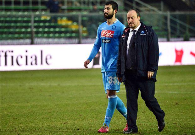 Atalanta punished our mistakes, says Napoli boss Benitez