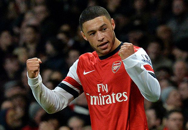 Oxlade-Chamberlain proved he can play central, says Wenger