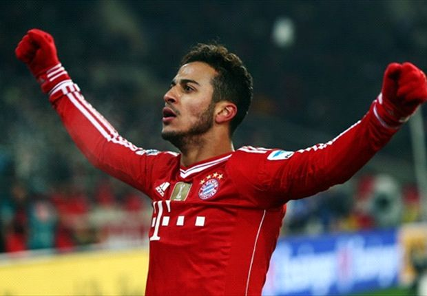 Thiago: Bayern not like Barcelona