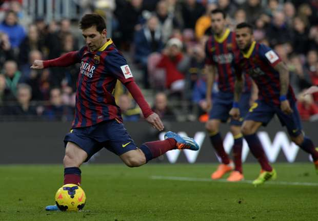 Messi hails Martino impact at Barcelona