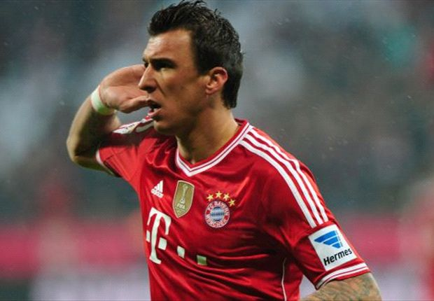 'Mandzukic has reacted superbly' - Sammer