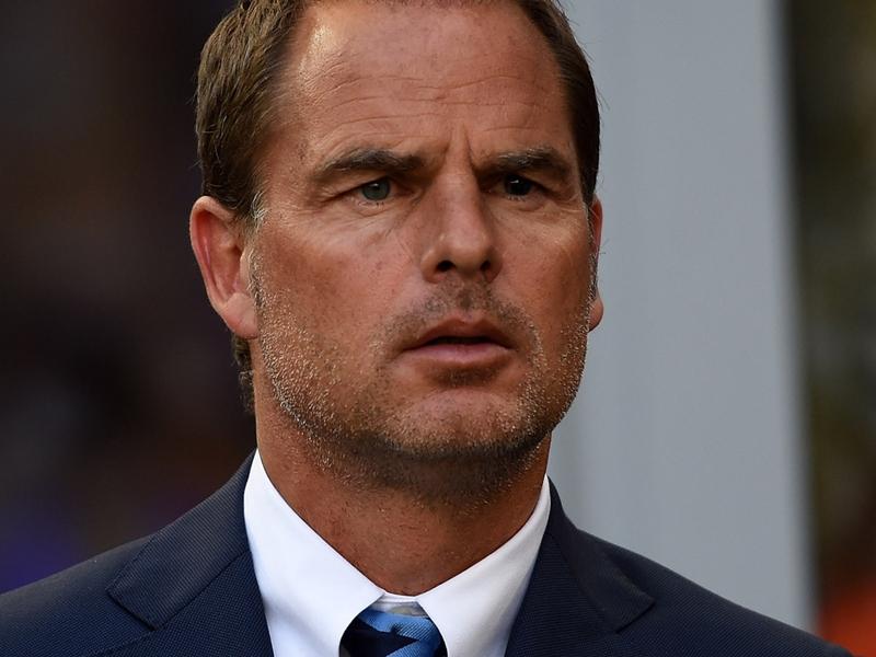Inter, de Boer ammette: Sbagliato atteggiamento, ho pensato anche al campionato