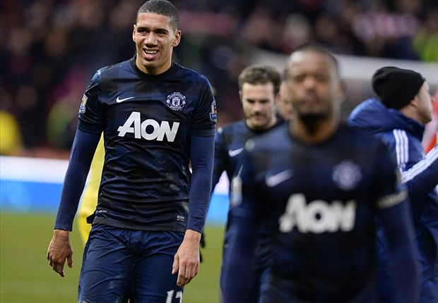 Time running out in Manchester United's top-four race, warns Smalling