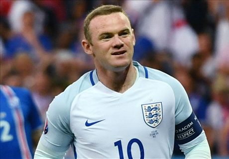 Rooney: I'll quit England in 2018