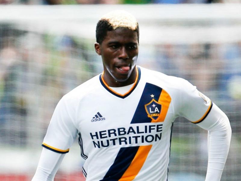 LA Galaxy send Zardes to Columbus for Kamara