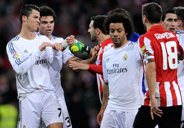 Ronaldo red card was unfair, insists Marcelo