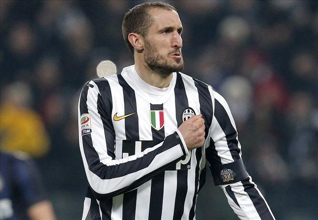 Europa League final is Juventus' destiny - Chiellini