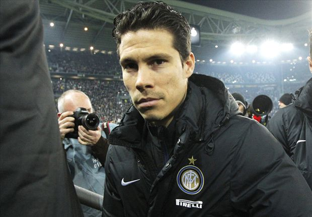 I didn't join Inter for money, insists Hernanes