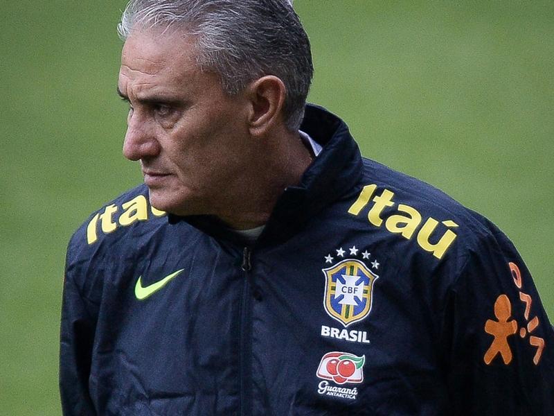 Brésil, Tite sous le charme de Coutinho