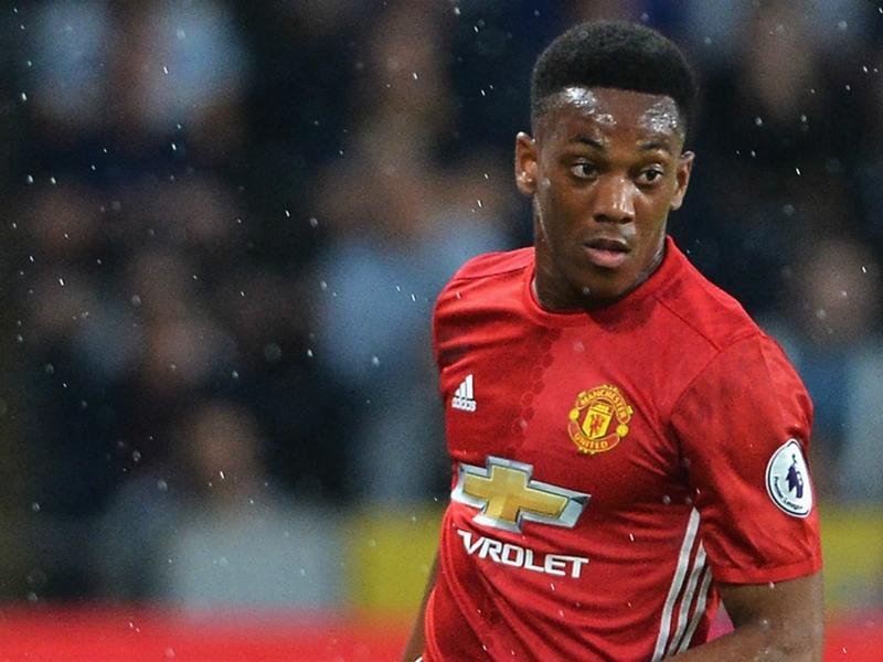 "Manchester United, Martial : ""Ça va être ma saison"""