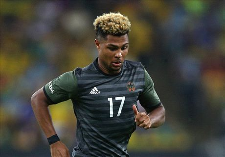 Werder Bremen claim deal for Gnabry