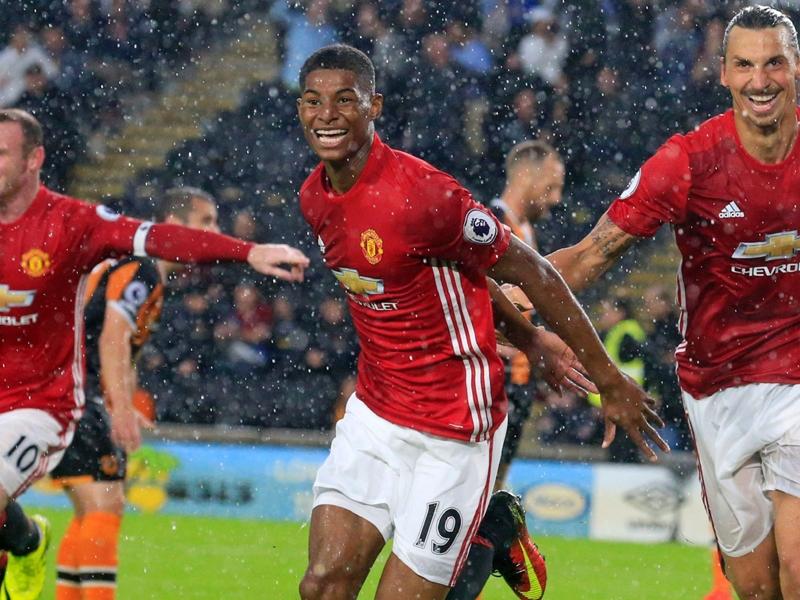 """Neville : """"Ibra-Rashford, la paire idéale pour Manchester United"""""""