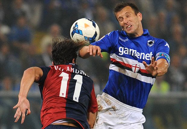 Serie A Betting: Genoa vs Sampdoria