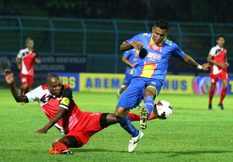 PREVIEW ISL 2014: Persijap – Arema