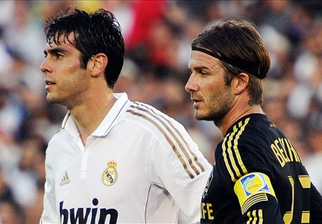 Beckham and Kaka to play in India?
