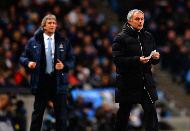 Pellegrini unaffected by Mourinho mind games