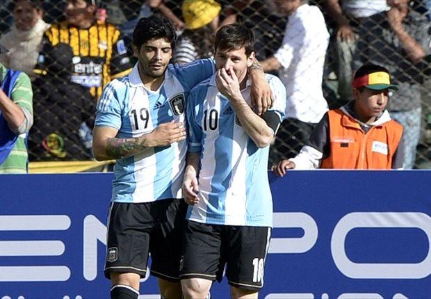 Éver Banega, fuera de la lista argentina para el Mundial
