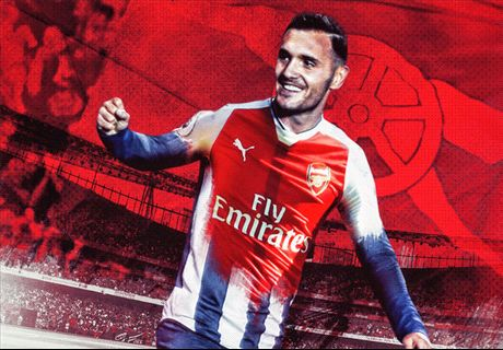 OFFICIAL: Arsenal sign Lucas Perez