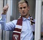 Torino, tifosi in festa: Hart è granata