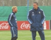 Bauza se reunió con Messi y Mascherano