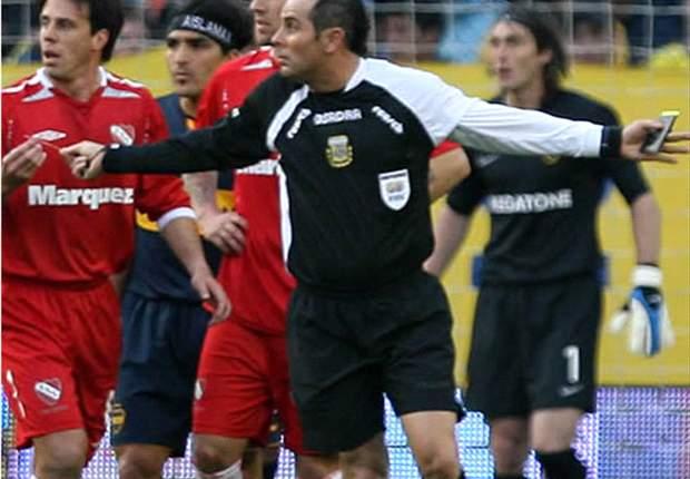 Pablo Lunati será el árbitro de la final
