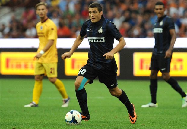 Kovacic: Mazzarri has made me a better player at Inter